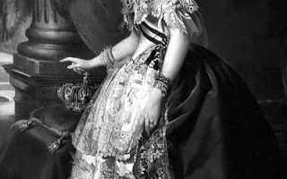 Императрица Евгения – стиль одежды и биография