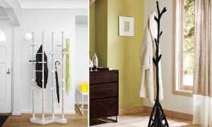 Как правильно выбрать вешалку для одежды, деревянную, металлическую