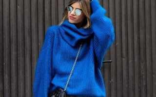 Модный женский свитер 2020 – лучшие модели