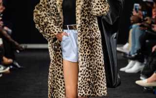 Шубы Braschi и модные тенденции 2020