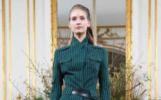 Валентин Юдашкин весна-лето 2020, платья, фото коллекции