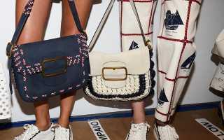 Tory Burch – история бренда, фото и сумки