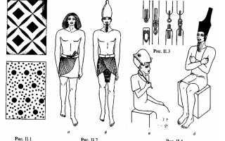 История моды и костюм в Древнем Египте – как одевались фараоны