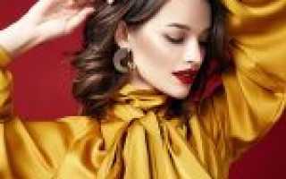 Серьги 2020 – фото и модные тенденции