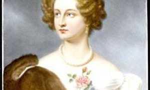 Графиня Воронцова – биография и картины