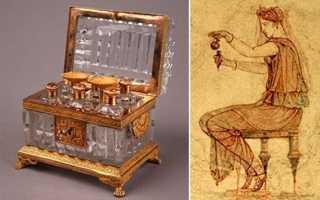 Парфюмерия в Древнем Египте