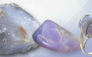 Камень халцедон, за какие свойства его любят ювелиры