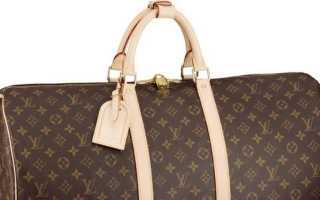 Новые сумки от Louis Vuitton на 2020 год
