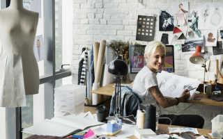 Профессия и образование – дизайнер модельер одежды