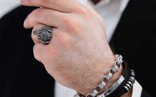 Почему мужские браслеты из натуральных камней лучше кожаных