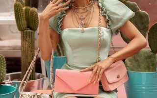 Женские сумки 2020 – модные тренды и фото