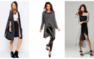 С чем носить кардиган: рекомендации и модные идеи на фото
