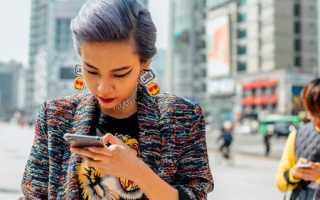 Уличная мода в фотографиях и истории