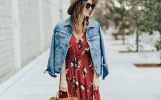 Модные платья весна-лето 2020 – фото и тенденции