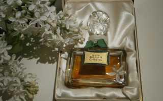 Духи Белая сирень – советская парфюмерия