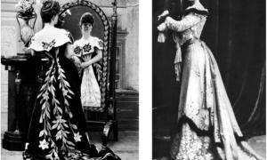 История Домов высокой моды в фотографиях начала XX века