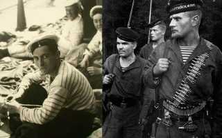 Тельняшка в истории и современные модные тенденции