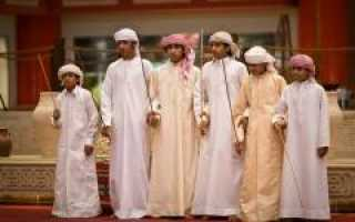 Костюм и исламская мода стран арабского Востока