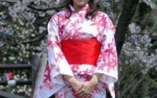 Национальный костюм Японии – женский и мужской