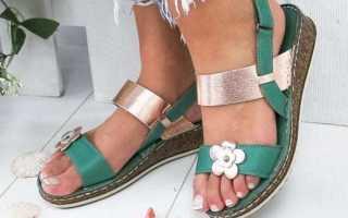 Женские сандали гладиаторы весна-лето 2020 – фото образов