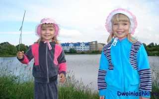Как одевать девочек-близнецов и сестер двойняшек