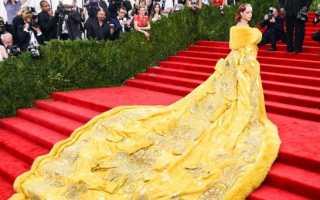 Лучшие платья знаменитостей – 31 фото