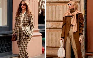 Мода Осень-зима 2020 Нью-Йорк, фото