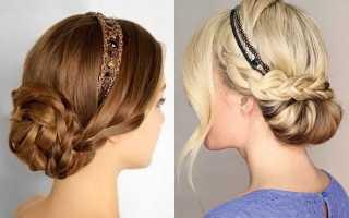 Как повторить укладку волос по-французски, идеи для девушек