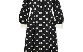Модная женская одежда от Andrew Gn – красивые платья