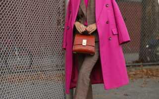 Модные пальто осень-зима 2020 – фото стильных моделей