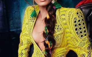 Изабели Фонтана – Isabeli Fontana, фото и биография модели