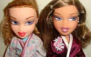 Куклы Братц – история и фото кукол
