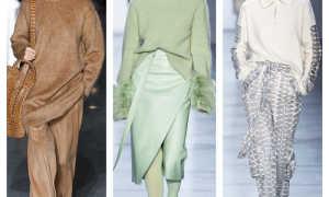Готический стиль в коллекциях осень-зима 2020