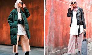 Модная одежда на весну и лето для мусульманских девушек