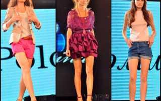 Odessa Holiday Fashion Week – Одесская неделя моды