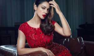 Красно-черные платья и сочетание черного с красным в моде