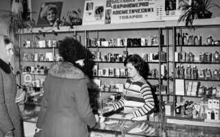 Косметика в СССР – советская пудра и пудреницы