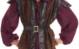 Романский стиль в женской и мужской одежде – мода Средневековья