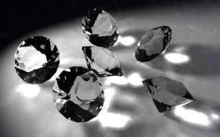 Камень алмаз – свойства и огранка в бриллианты