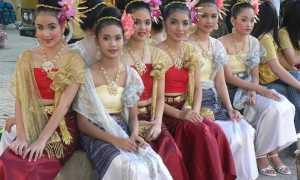 Самые красивые тайские девушки и стандарты красоты Таиланда